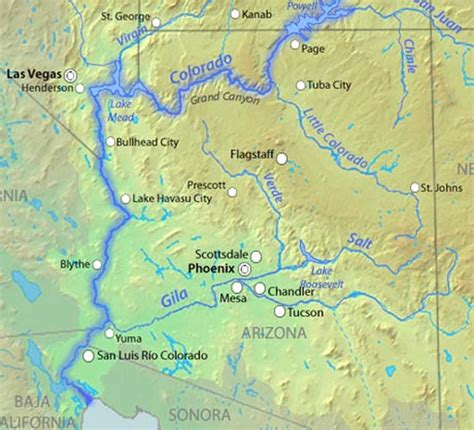 Official says Arizona better prepared for water shortages ...