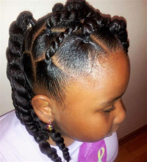 natural hairstyles  kids  long  short hair
