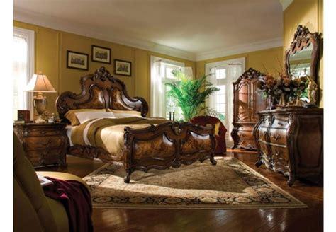 aico platine de royale bedroom set los angeles furniture  yelp