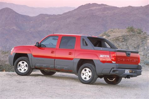Chevy Avalanche 2002 by 2002 Chevrolet Avalanche Information And Photos