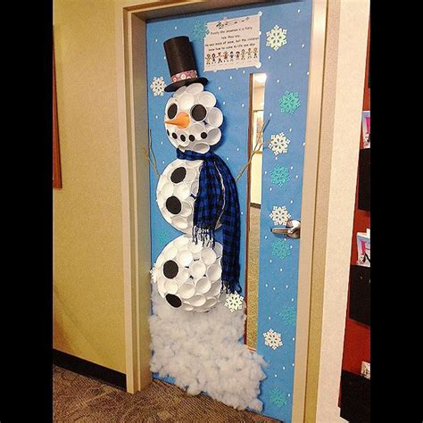 28 best frosty the snowman door decorations pin by
