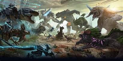 Ark Extinction Wildcard Studio Unreal Engine Expansion