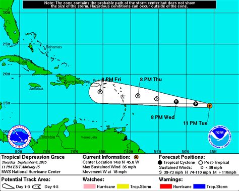 1 day ago · tropical depression fred, circled on the left, and tropical storm grace at right. PM Skerrit told residents to take precaution as Tropical Storm Grace approaches - Dominica news ...