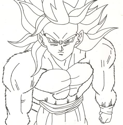 printable dragon ball  coloring pages  children