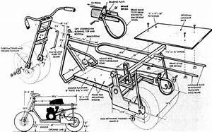 Wiring Diagram  12 49cc Pocket Bike Engine Diagram