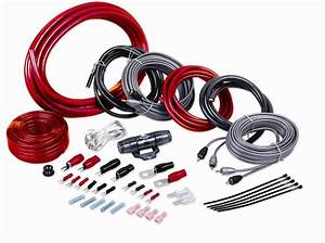 China Amplifier Wiring Kits  Eg-5088