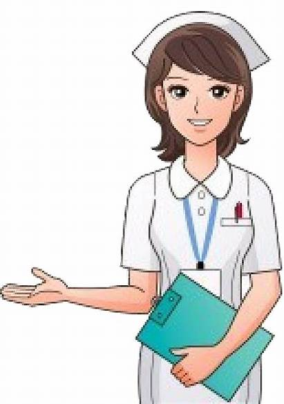 Nurse Uniform Cartoon Health Care Provider Enfermera