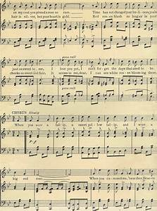 Sheet Music Background - PowerPoint Backgrounds for Free ...