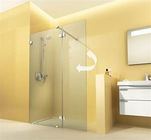 Handtuchhalter Für Dusche : die walk in dusche f r kleine b der artweger ~ Indierocktalk.com Haus und Dekorationen