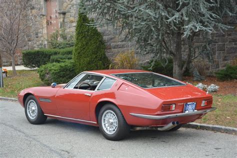 Maserati Ny by 1970 Maserati Ghibli Stock 20776 For Sale Near Astoria