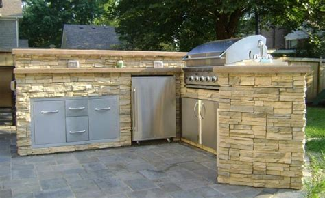 how to build outdoor kitchen how to build an outdoor kitchen