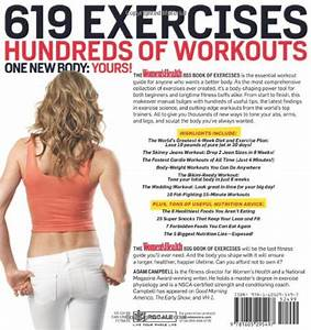 The Women U0026 39 S Health Big Book Of Exercises  Four Weeks To A