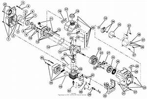 Mtd Bl250 41bd250g163  41bd250g163 Bl250 Parts Diagram For
