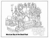 Gras Mardi Coloring Pages Parade Printable Universal Float Orlando Mexico Sheets Studios Jesters Ready Little Hollywood Behindthethrills Starting Saturday Sketch sketch template