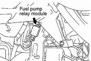 2000 Eclipse Fuel Pump Relay