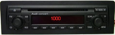 audi concert 2 cd ресивер audi concert 2 concert ii cd 4d0 035 186 g
