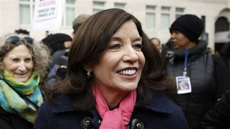 Jun 16, 2021 / 05:05 pm edt. Who is Cuomo's lieutenant governor? Kathy Hochul thrust into spotlight amid governor's mounting ...