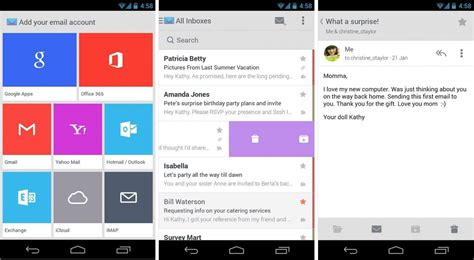 android email cult of android the best android apps of 2013 roundup