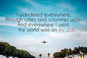 Best Quotes abo... Love Travel Quotes