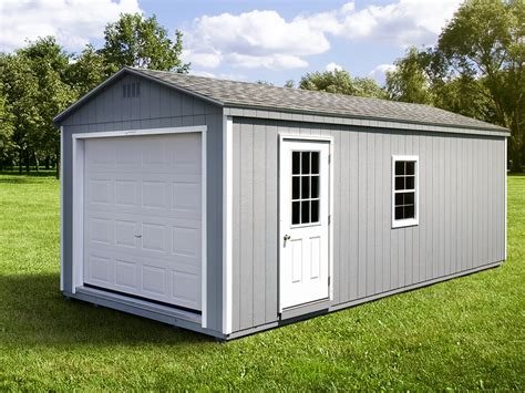 Garage Storage Shed by The Classic Garage Prefab Garage Sheds Woodtex
