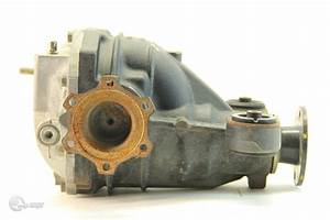 Nissan 350z Rear Differential Carrier Manual Transmission