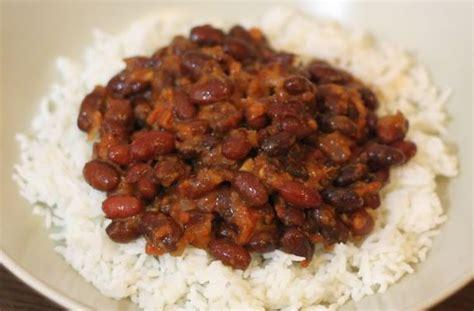 cuisiner les haricots rouges secs comment cuire des haricots rouges secs cookée