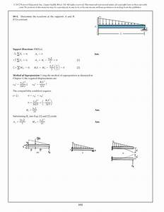Instructor Solution Manual For Chapter 10 Indeterminate