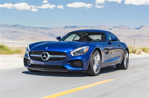 Marcedes Benz Amg : 2016 Mercedes-benz Amg Gt Reviews