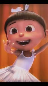 Agnes from Despicable Me! | Cartoons & Animation ...