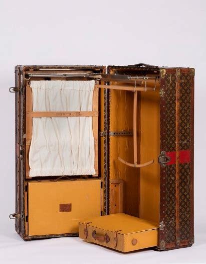 Baule Armadio Louis Vuitton Baule Armadio Verticale Vintage Gioielli