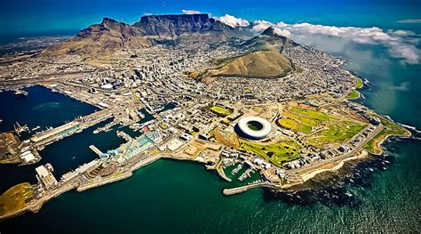 Cape Town Most Iconic City Of South Africa