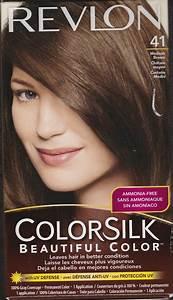 NEW REVLON ColorSilk Hair Color 41 Medium Brown