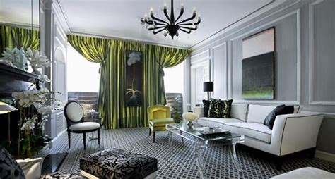15 Art Deco Inspired Living Room Designs