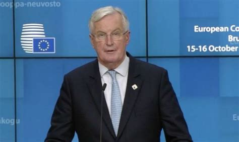 Michel Barnier defies stubborn EU27 with offer to rescue ...