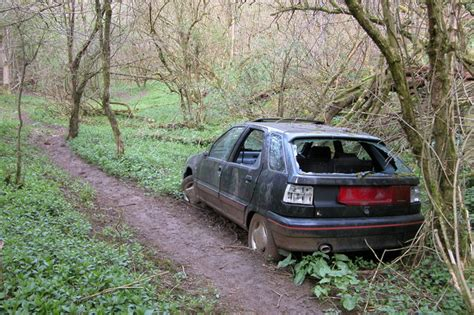 Abandoned Cars A 'big Problem' In Laois  Laois Today