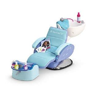 american salon chair for dolls american spa chair for saige mckenna kanani doll