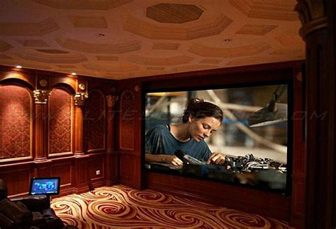 The big picture: Projection screen basics Home movie