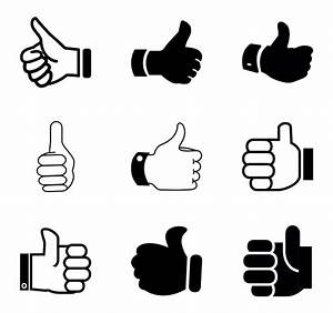 Thumbs up Icons - 892 free vector icons