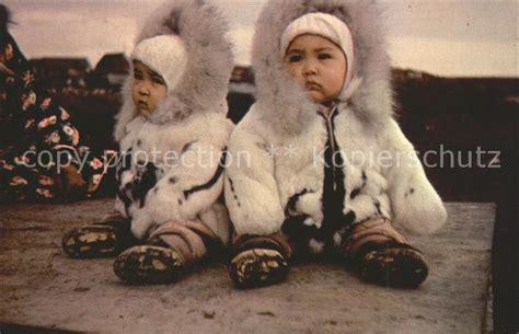 eskimo kostüm kinder eskimos inuit umniak whalebone alaska boot regionales