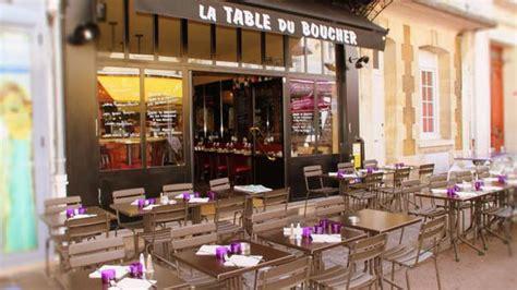 la table du boucher grosbliederstroff restaurant la table du boucher arcachon