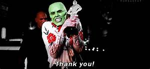 Jim Carrey Thank You GIF - Find & Share on GIPHY