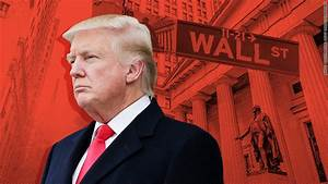 Trump says impeachment would crash the market. Really?