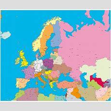 Europakarte Zum Ausdrucken Kinderbilderdownload