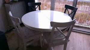 Table Ronde Ikea : chaise de salle a manger d 39 occasion ~ Melissatoandfro.com Idées de Décoration
