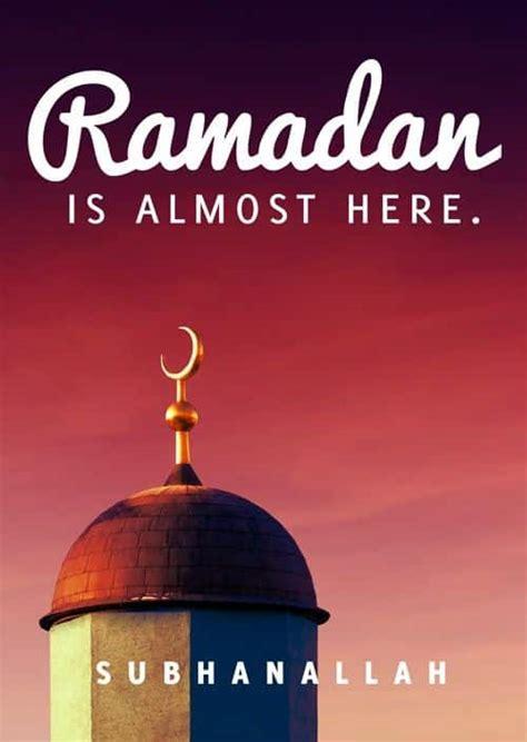 koleksi kartu islami bertema ramadhan  bahasa inggris