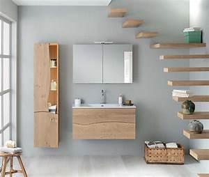 gamme sherwood salle de bain bois meuble sdb sanijura With meuble sous lavabo avec colonne 3 un meuble sur mesure pour une salle de bain de 3 m178