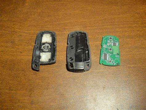 bmw  key fob battery replacement