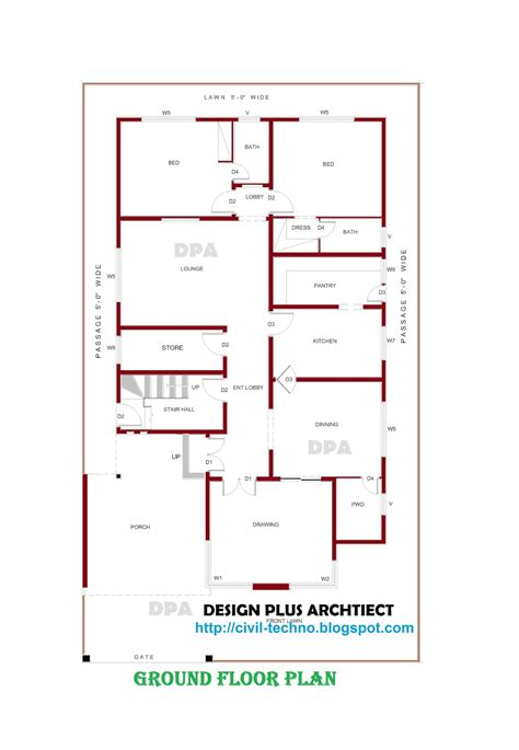 a house plan home plans in pakistan home decor architect designer