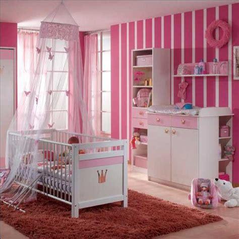 Babyzimmer Komplett Set 4teilig Weißrosa