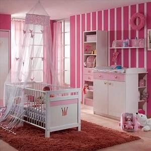 Günstiges Babyzimmer Komplett Set : babyzimmer komplett set 4 teilig wei rosa ~ Bigdaddyawards.com Haus und Dekorationen